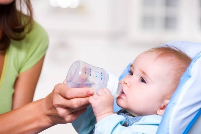 Детская бутилированная вода