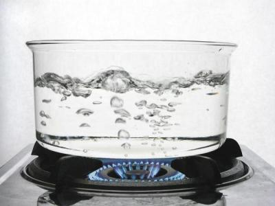 Кипение воды