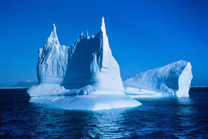 Океанические льды