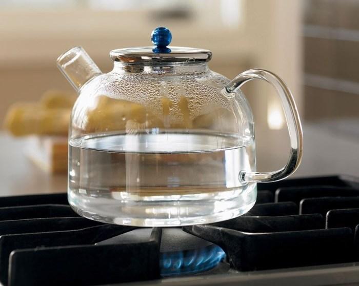 Нужно ли кипятить воду?