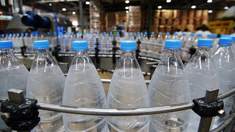 Как не купить фальсифицированную минеральную воду