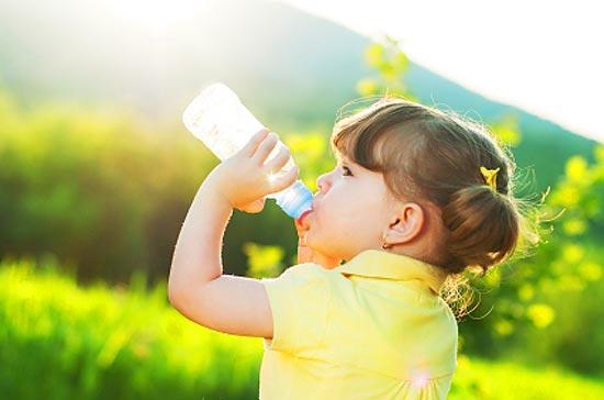 вода детям