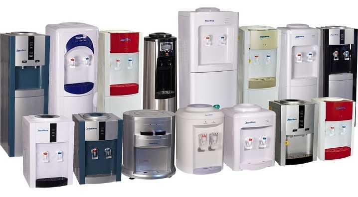 Разнообразие кулеров для воды