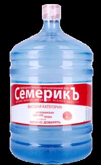 Доставка воды в Загорянский