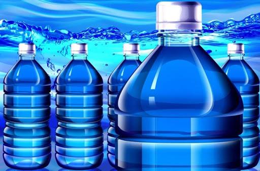 Особенности хранения бутилированной воды